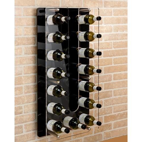 Ditta pingue zagreo vendita cantine frigo per vino cantinette climatizzate climatizzatori - Portabottiglie a parete ...