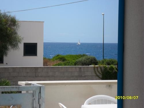 Mare salento privato affitta casa vacanza con vista mare salento su litoranea gallipoli santa - Coibentare casa dall interno ...
