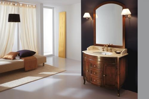Eban s r l arredobagno in legno massello - Mobili bagno eban ...