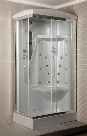 Vb italia srl vendita box doccia idromassaggio vasche e sauna ad infrarossi - Cabine doccia multifunzione prezzi ...