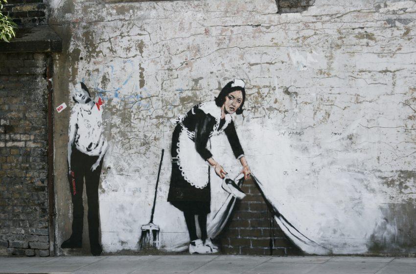 Chi è Banksy? L'artista sconosciuto più conosciuto al mondo