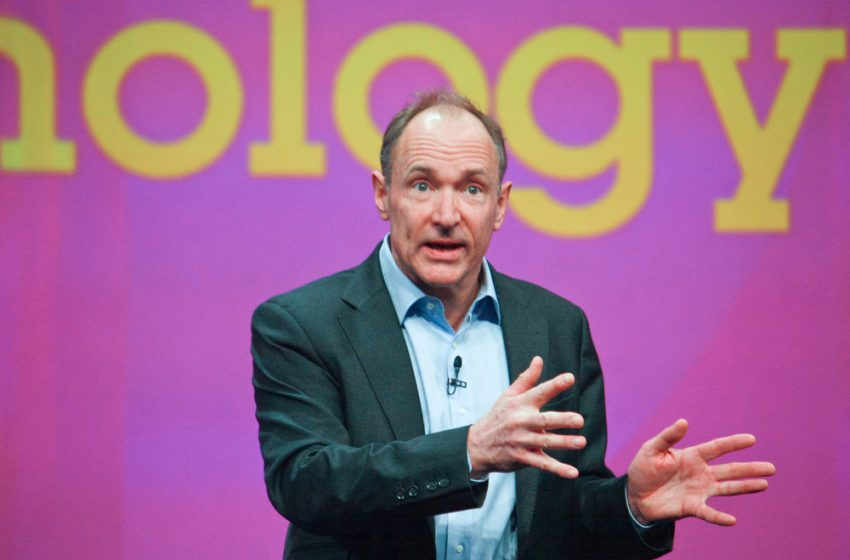 Chi ha inventato il web? Tim Berners-Lee