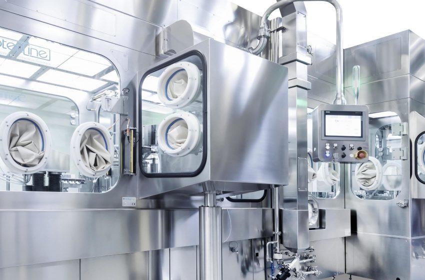 Steriline, partner italiano di aziende farmaceutiche di tutto il mondo