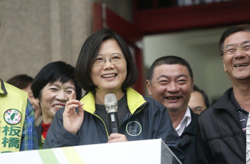 Tsai Ing-wen: la prima donna alla presidenza di Taiwan